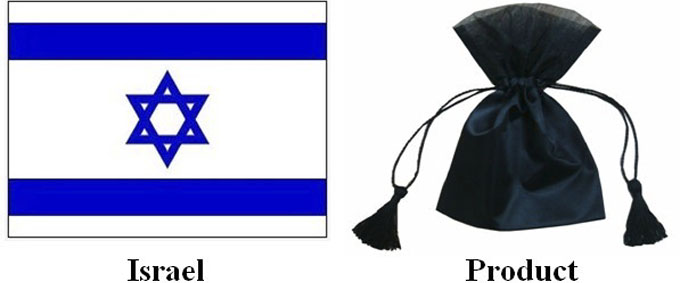 Israel| satin pouches| drawstring tassels| bags| decorations| yongjiaxin