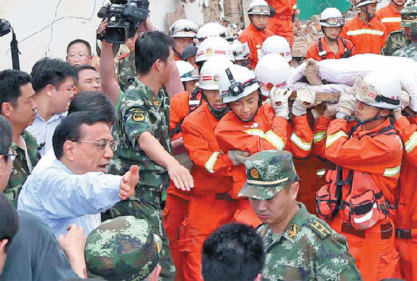 Swift action urged after Yunnan quake