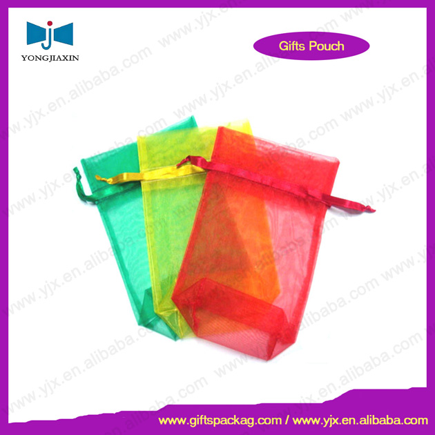 Organza bag wholesale
