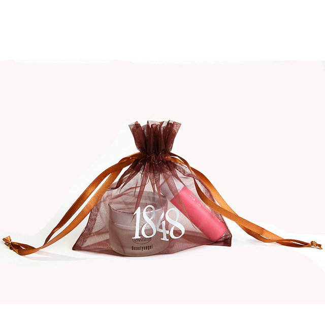 Wholesale custom mini organza bags