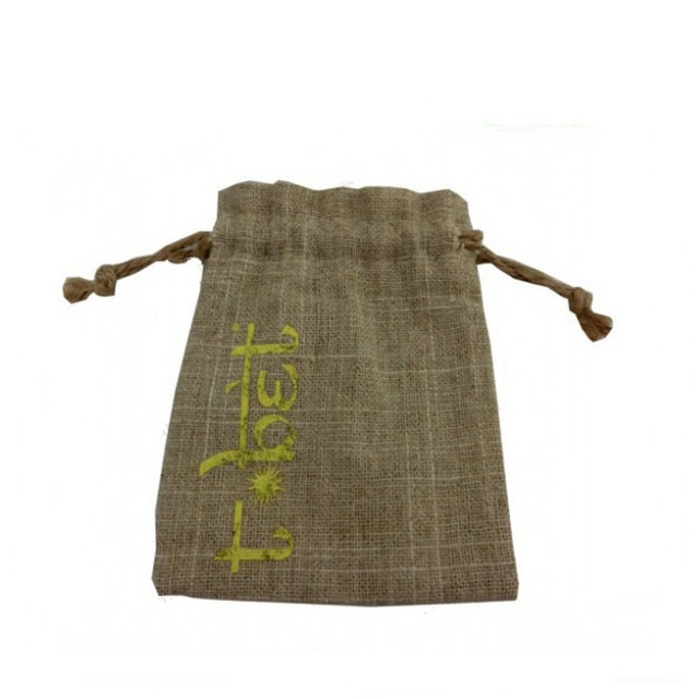 jute pouch bag supply