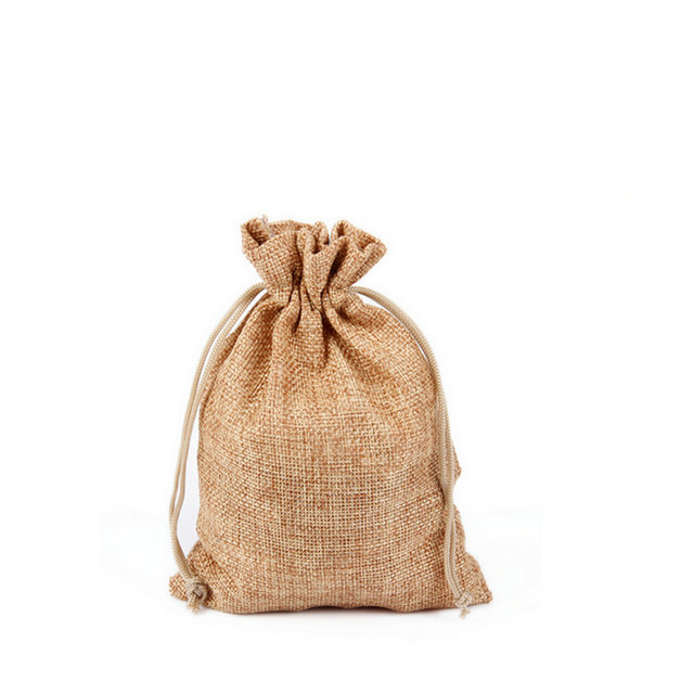 burlap gift bag manufacture