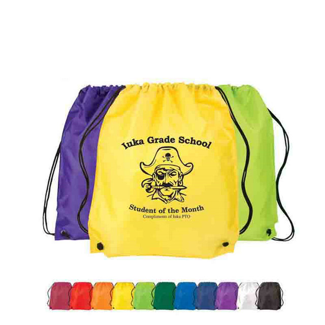 drawstring nylon pouch wholesale