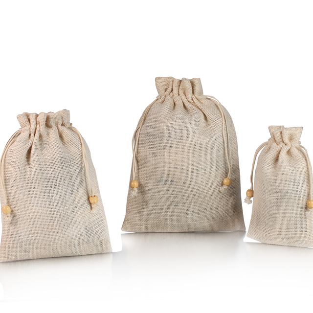 recycled jute bag factory