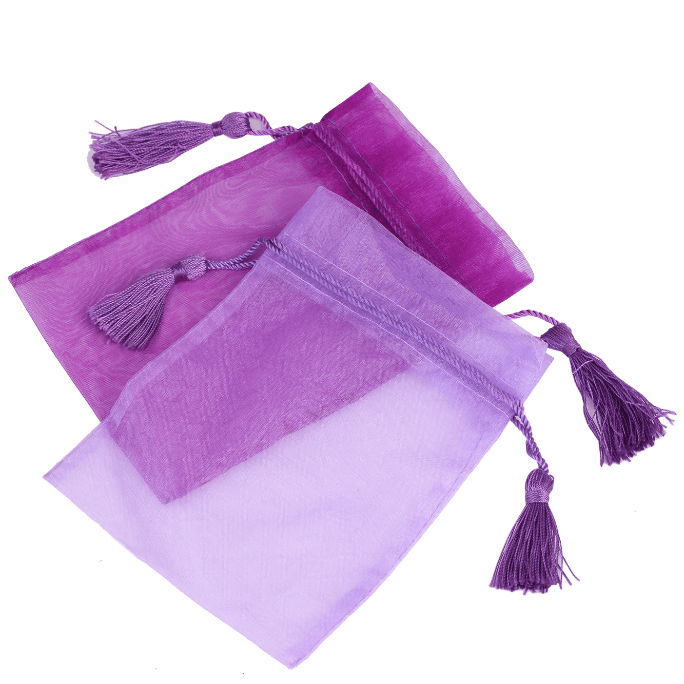 sheer organza gift packaging bags