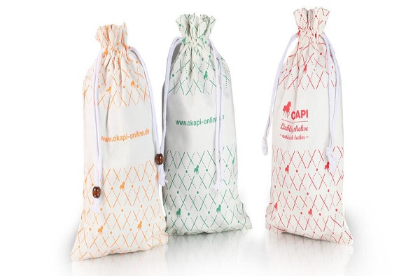 Do you know the advantages of cotton drawstring bags?