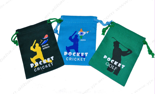 Eco bags can also be turned into advertising bags